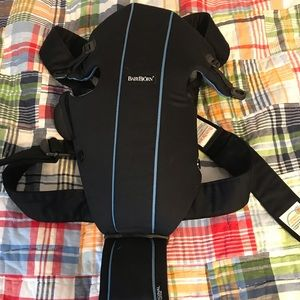Baby Bjorn original carrier - EUC - barely used!